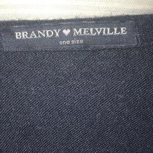 Brandy Melville Black long sleeve